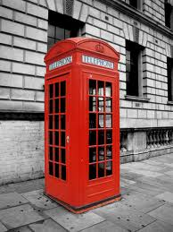 The Phone Booth – an image of old mediause