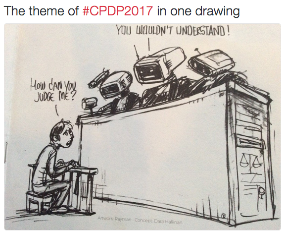 CPDP 2017: Ethics in the Age of Intelligent Machines
